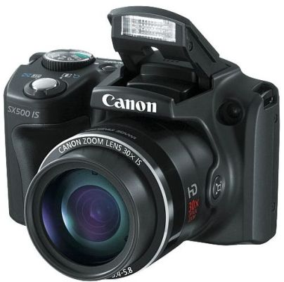 Canon PowerShot SX500 IS: универсал для любителя